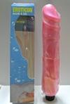 Крупный вибратор с ярко выраженной венозной структурой пениса